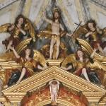 A Pieve e Mareson di Zoldo due altari capolavori di Andrea Brustolon, protagonista del Barocco veneziano