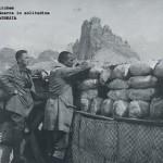 LA GRANDE GUERRA 1915-18. Primi giorni a Misurina e sul Monte Piana