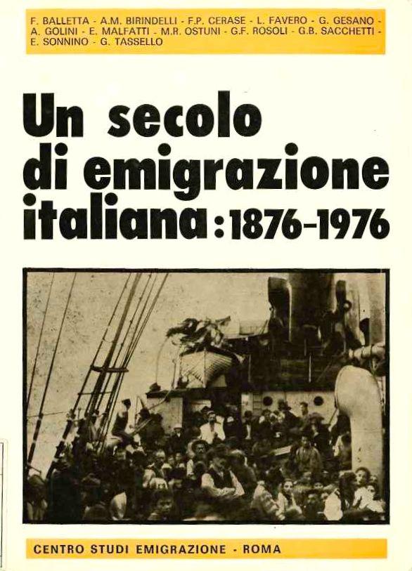 Risultati immagini per emigrazione italiana