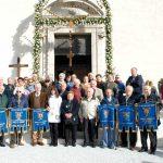 175. RIUSCITA L'ANNUALE FESTA DELLA FAMIGLIA EX EMIGRANTI DEL COMELICO-SAPPADA