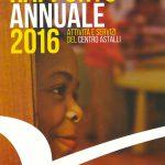 Rapporto Annual Centro Astalli 2016