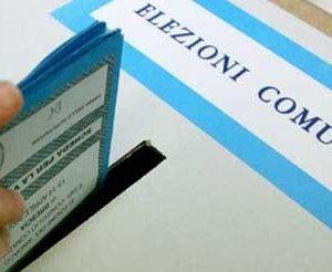 Elezioni amministrative: al voto domenica 11 giugno