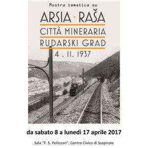 """Mostra """"Arsia, città mineraria"""""""