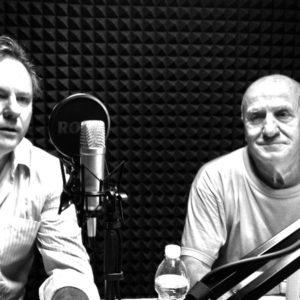 """162. Cesare Prezzi e Rino Budel a """"Qui ABM"""""""