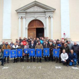 234. Festa dell'Immacolata con la Famiglia Ex emigranti di Fonzaso