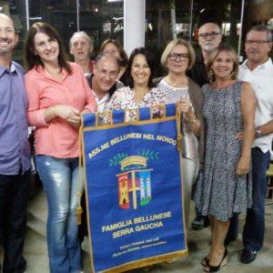 Riunione della Famiglia Bellunese Serra Gaucha, Brasile