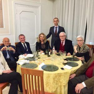 I Bellunesi di Roma sostengono la candidatura del territorio delle Dolomiti per le Olimpiadi invernali 2026