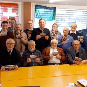 """85. I Bellunesi della Svizzera sostengono le Olimpiadi invernali 2026 nelle Dolomiti e  l'iniziativa """"Dillo ad Alberto"""""""