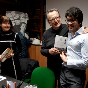 """90. Gholam Najafi e Marco Agostinelli commuovono Belluno con il loro film """"Gholam. Il mio Afghanistan"""""""