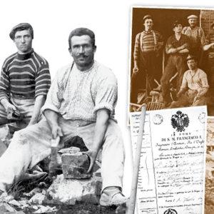 148. Continua la ricerca dell'ABM per incrementare il proprio archivio fotostorico dedicato all'emigrazione bellunese