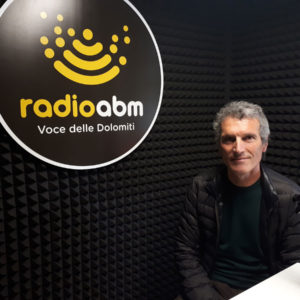 """129. Radio ABM. A """"Una voce delle Dolomiti"""" Franco De Bon, sindaco di San Vito di Cadore"""