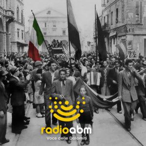 """140. Radio ABM. Mercoledì 25 aprile uno speciale dedicato alla """"Liberazione d'Italia"""""""