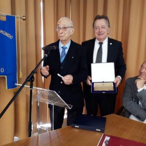 194. 53.ma Assemblea annuale Abm. Riconoscenza a Vincenzo Barcelloni Corte e Patrizio De Martin