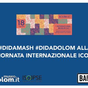 169. Il MiM Belluno partecipa alla Giornata internazionale ICOM dedicata ai Musei Iperconnessi