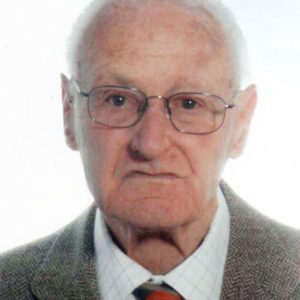 165. Ieri, a Pieve di Cadore, l'ultimo saluto a Luigi Querincig, segretario della Famiglia Ex emigranti del Cadore