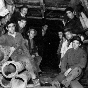 175. Cercasi foto e testimonianze dell'emigrazione bellunese in miniera