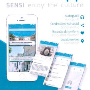 """166. Il MiM presente nella nuova app, promossa dalla Provincia di Belluno, """"Sensi. Musei senza barriere"""""""