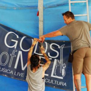 """Gods of Mel. Venerdì a Radio Abm ospite Matteo """"Pondro"""" De Mori"""