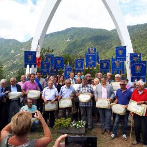 289. Festa dei Bellunesi nel mondo a Mellame di Arsié. Nel segno della storia dell'emigrazione bellunese