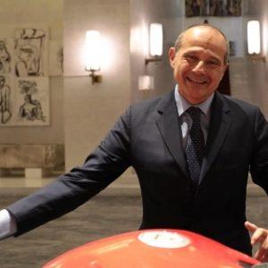 Danimarca. Luigi Ferrari è il nuovo Ambasciatore d'Italia a Copenaghen