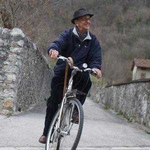 """""""Nino Belgio"""" al secolo  Andrighetti Giacomo (Dall'emigrazione  alla viticoltura)"""