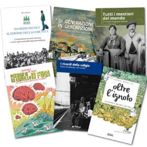 """352. Un'estate con i libri di """"Bellunesi nel mondo – edizioni"""""""