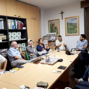 412. Incontro in Abm per organizzare a Belluno la giornata del dialogo cristiano-islamico