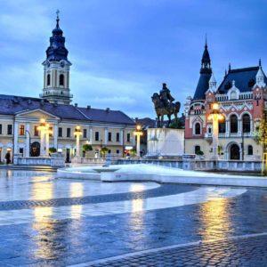 397. Fervono i preparativi per la mostra a Oradea (Romania) sulle Dolomiti e l'emigrazione bellunese-trentina organizzata dall'ABM e dalla ATM