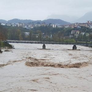 Comunicazione del sindaco di Belluno Jacopo Massaro in merito alla situazione del Comune dopo l'alluvione del 29 ottobre