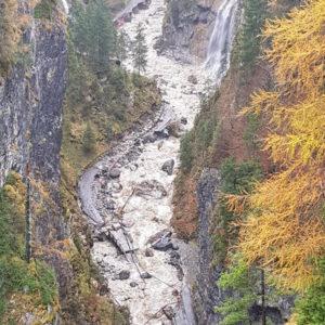 Alluvione nel Bellunese. Distrutti i Serrai di Sottoguda