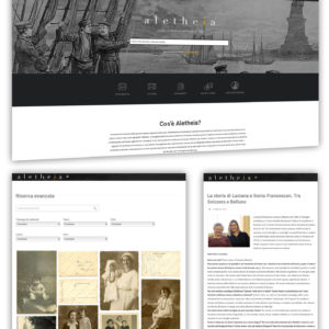 """48. I primi tre anni della rivista """"Bellunesi nel mondo"""" sono on line nel sito Centrostudialetheia.it"""