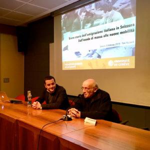 46. L'emigrazione italiana in Svizzera all'Università degli anziani di Belluno