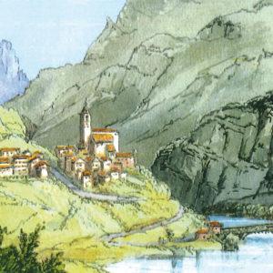 Spirits of Dolomites. Note di viaggio di una signora inglese di fine '800