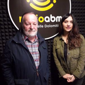 "87. ""Senza confini"". Venerdì a Radio Abm gli artisti  Renato Scarton e Hengameh Khanehangha"