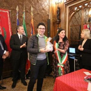 """85. Veneti nel mondo. Arborea riconosciuto """"comune onorario del Veneto"""". Presente anche l'Abm"""
