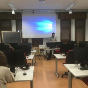 """89. Grande interesse da parte degli studenti del """"Renier"""" per il Centro studi sulle migrazioni """"Aletheia"""" presentato all'interno di un progetto di Dolom.it"""