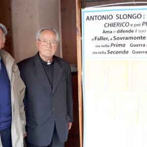 151. A Radio ABM uno speciale dedicato alla figura di mons. Antonio Slongo