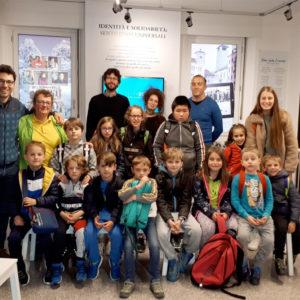 149. La scuola primaria di Rivamonte Agordino visita il MiM Belluno e i suoi laboratori