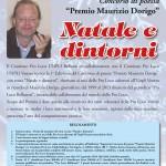"""Termina il 15 gennaio il premio """"Maurizio Dorigo"""""""