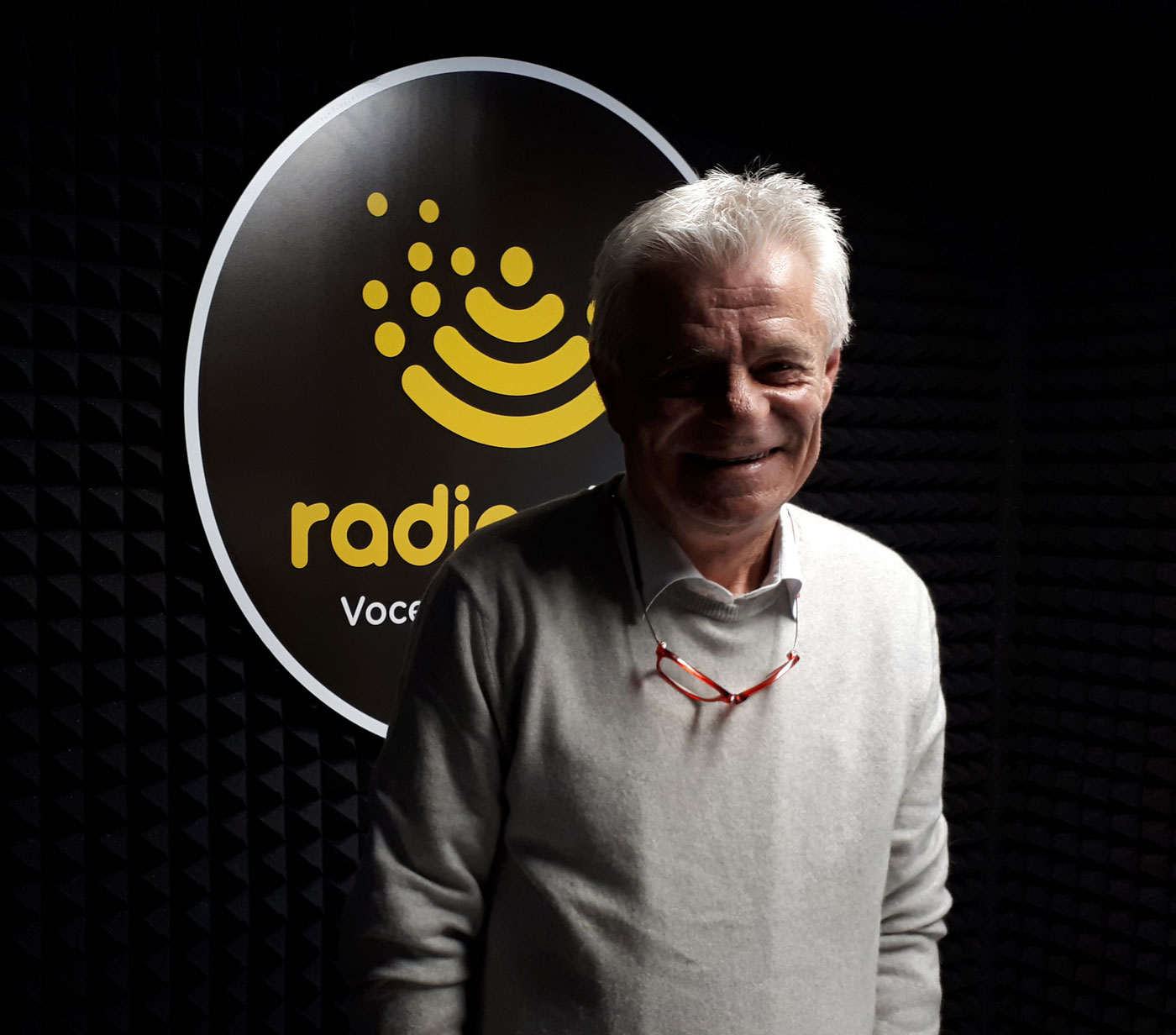 """Borca Di Cadore Comune 147. radio abm. a """"una voce delle dolomiti"""" il sindaco di"""