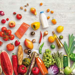 Breve storia dell'alimentazione