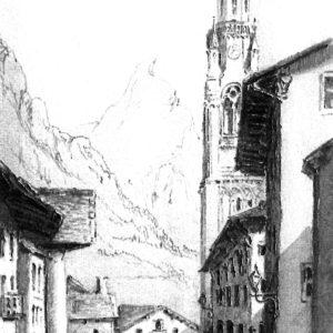 Spirits of Dolomites / 2. Note di viaggio di una signora inglese di fine '800