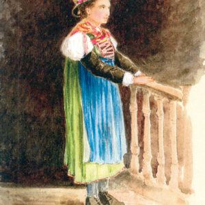 144. Spirits of Dolomites / 3. Note di viaggio di una signora inglese di fine '800