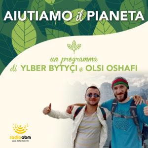 """225. """"Aiutiamo il Pianeta"""". Mercoledì su Radio Abm foscus su Bellunum srl"""