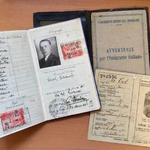 228. Dalla Svizzera documenti che parlano bellunese. L'archivio Abm è ora più ricco grazie alla Polizia Cantonale di San Gallo