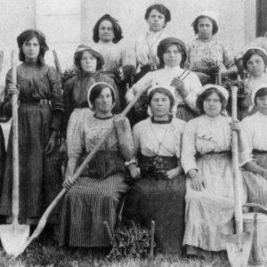 L'emigrazione delle donne bellunesi nel Trentino