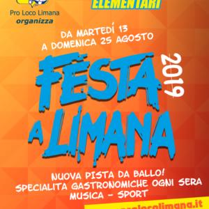 "220. L'Associazione Bellunesi nel Mondo protagonista a ""Festa a Limana 2019"""
