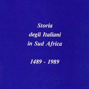 STORIA DEGLI ITALIANI IN SUD AFRICA