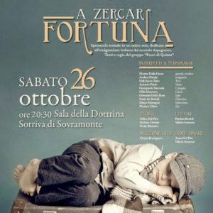 """252. A Sovramonte uno spettacolo dedicato all'emigrazione bellunese con la compagnia teatrale """"I fuori di quinta"""""""
