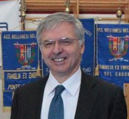 Daniele Franco,  premio bellunesi nel mondo 2017, nominato direttore di Bankitalia